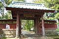 Entry gate - Jufukuji - Kamakura, Kanagawa, Japan - DSC07937.JPG