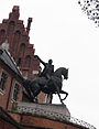 Equestrian statue of General Kosciusko in Krakow (8125515828).jpg