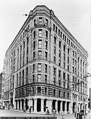 Equitable Building (Atlanta 1892) - Image: Equitable Building (Atlanta 1892)