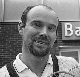 Erland Kops Badminton player