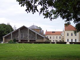Hermitage of Saint Walfroy