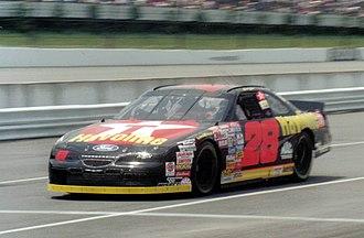 Ernie Irvan - 1997 car