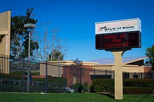 Escondido High School - Image: Escondido High School