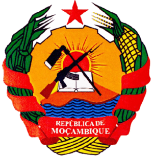 Mozambican coat of arms