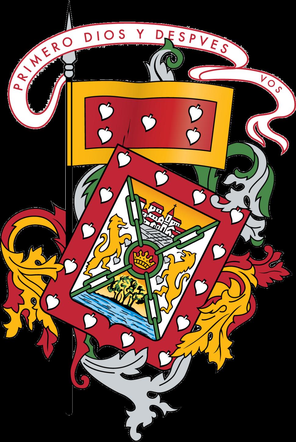 Coat of arms of Cuenca