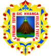 Official seal of Department of Huancavelica