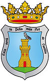 Official seal of Peñafiel, Spain