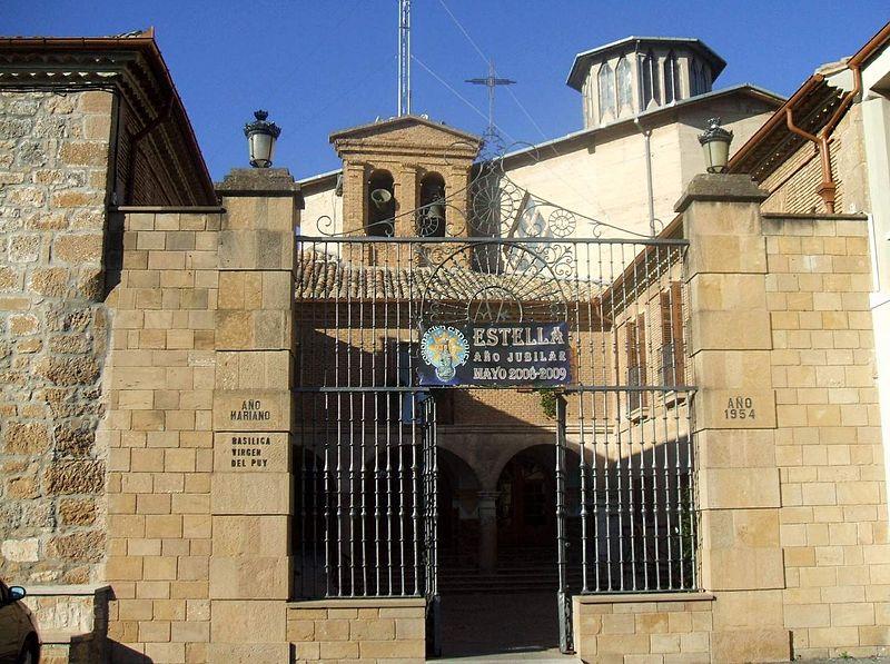 Estella - Basílica de Nuestra Señora del Puy 01.jpg