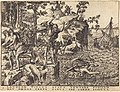 Etienne Delaune, Britomartis Jumps into the Sea, NGA 47813.jpg
