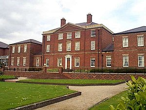 Josiah Wedgwood - Etruria Hall, the family home, built 1768–1771 by Joseph Pickford. It was restored as part of the 1986 Stoke-on-Trent Garden Festival and is now part of a four-star hotel.