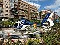 Eurocopter EC-135, Policía Nacional (España), EC-LTT, Ángel-32 (31075336628).jpg