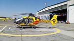 Eurocopter EC 135 SP-HXU, Gliwice 2017.06.03 (01).jpg