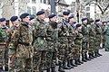 Eurocorps prise d'armes Strasbourg 31 janvier 2013 35.JPG