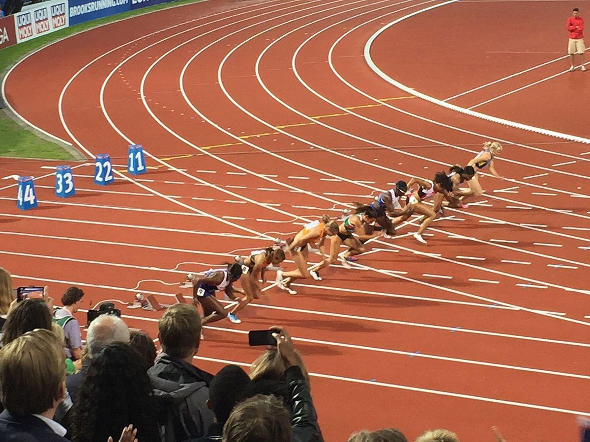 2016 European Athletics Championships Women S 100 Metres