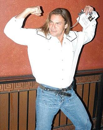 Evan Stone - Stone in XRCO Awards, 2007