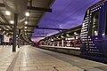 Evening on Platform 6, Leeds Railway Station (geograph 6092712).jpg