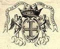 Ex-libris de Jean-Pierre de Damas d'Anlézy (Nivernais).jpg