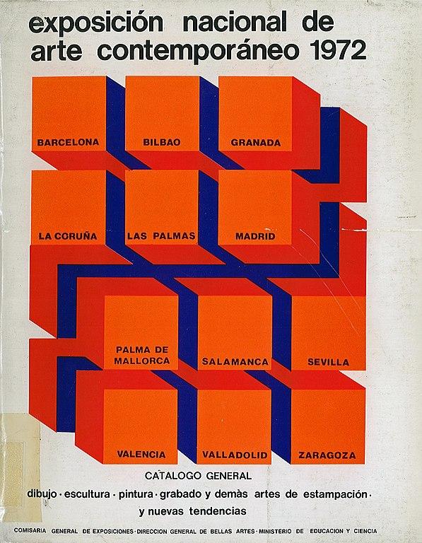 File Exposición Nacional Arte Contemporáneo 1972 Jpg Wikimedia Commons