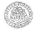 Fürstlich Lobkowitz Saidschitzer Bitter Wasser clay pot logo.png