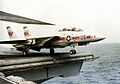 F-14A of VF-1 launched from USS Enterprise (CVN-65) 1978.jpg