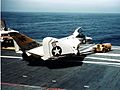F4D-1 of VF-141 on USS Bon Homme Richard (CVA-31) in 1957.jpg