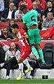 FC RB Salzburg versus Real Madrid (Testspiel, 7. August 2019) 18.jpg