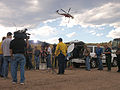 FEMA - 45357 - Media at the Reservoir Road Fire briefing in Colorado.jpg