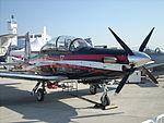 FIDAE 2014 - T6B Texan II - DSCN0561 (13496992133).jpg