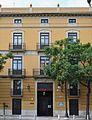 Façana de la casa-museu Benlliure, València.JPG