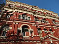 Facade of Writers Building - Central Kolkata.jpg