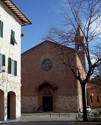 Grosseto - Church of San Francesco