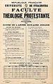 Faculté de théologie protestante Cours de l'année 1938-1939.jpg