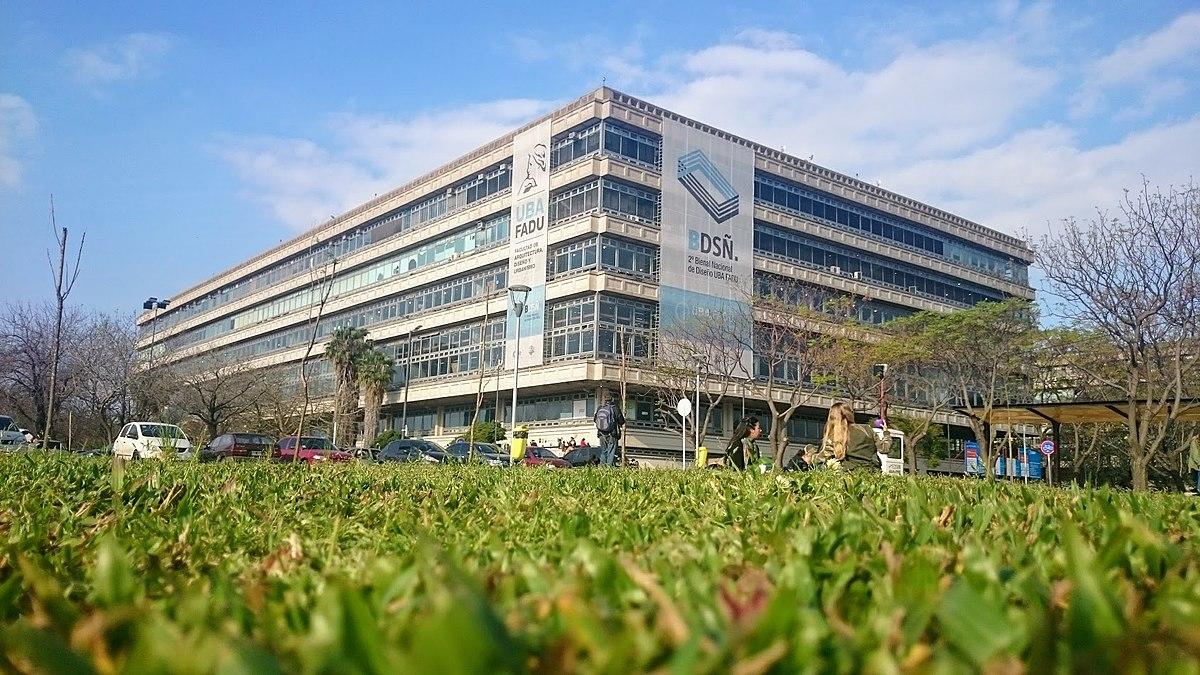 Facultad de arquitectura dise o y urbanismo universidad for Facultad arquitectura