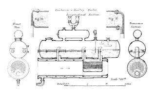 Fairbairn-Beeley boiler
