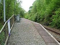 Falls of Cruachan railway station in 2009.jpg