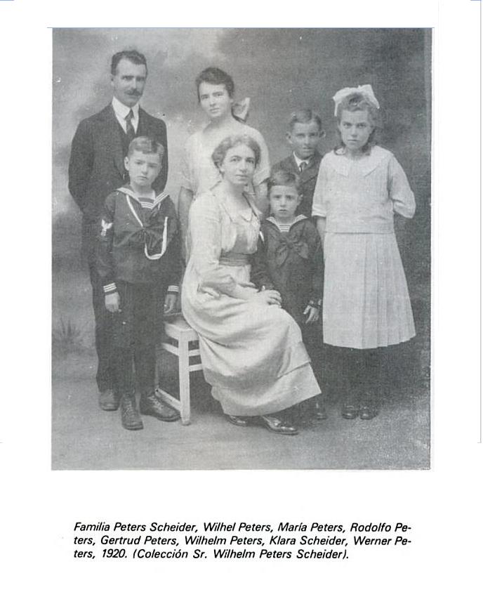 Familia Peters
