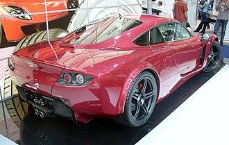 Arash Motor Company - Farbio GTS 350
