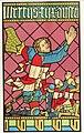 Farbtafel Glasbild, Albrecht II. (Österreich), Stift St. Florian, Oberösterreich.jpg