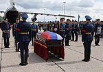 Farewell to the body of Alexander Prohorenko on Chkalauski airfield 02.jpg