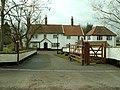 Farmhouse at Hillbrow Farm - geograph.org.uk - 327013.jpg