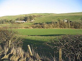 Farmland at Broadhaugh - geograph.org.uk - 329117.jpg