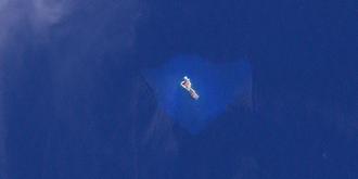 Fatutaka - Landsat image of Fatutaka