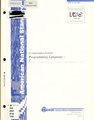 Federal Information Processing Standards Publication- for information systems - programming language - C (IA federalinformati160nati).pdf