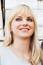 Anna Faris Feed America, Cloudy with a Chance of Meatballs 2, Anna Faris (cropped).jpg