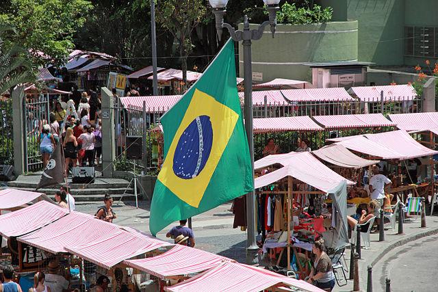 Feira Rio Antigo na Rua do Lovradio By Halley Pacheco de Oliveira (Own work) [CC-BY-SA-3.0 (http://creativecommons.org/licenses/by-sa/3.0)], via Wikimedia Commons