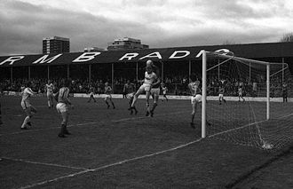 Walsall F.C. - Walsall in action in 1982