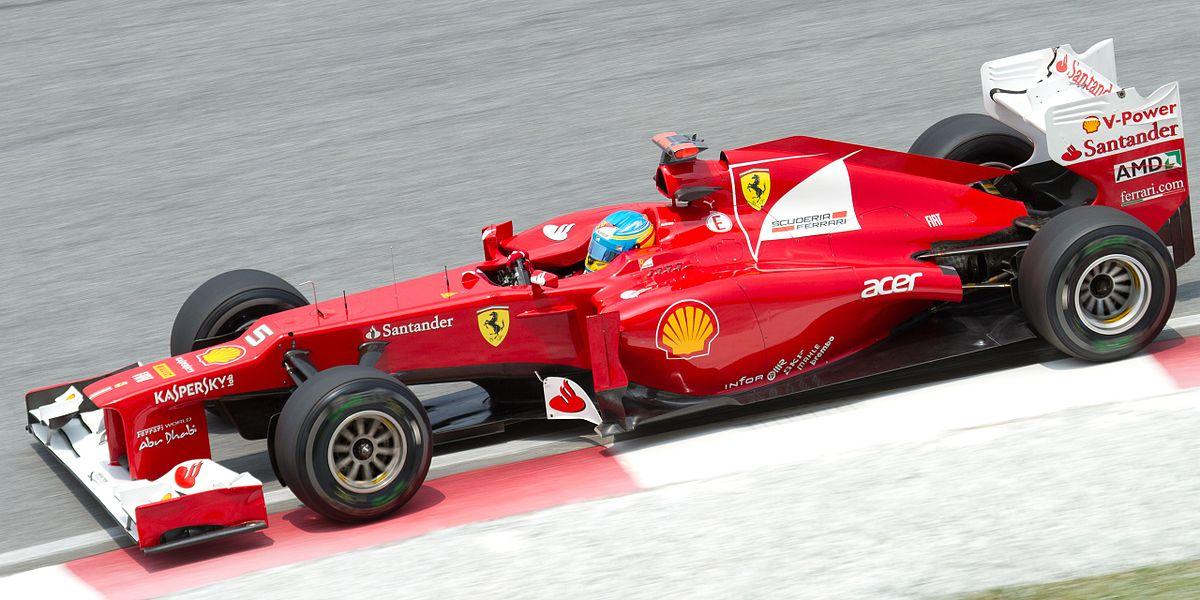 Pirelli P Zero >> Ferrari F2012 - Wikipedia, la enciclopedia libre
