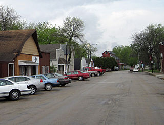 Fertile, Iowa City in Iowa, United States