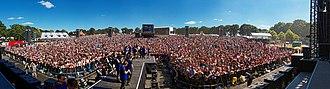 Vieilles Charrues Festival - Vieilles Charrues Festival 2016 - Panoramic view on stage