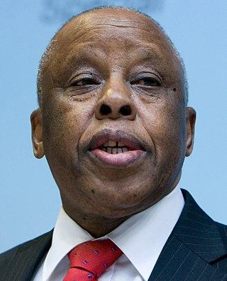 President of Botswana - Image: Festus Mogae 2009 06 23